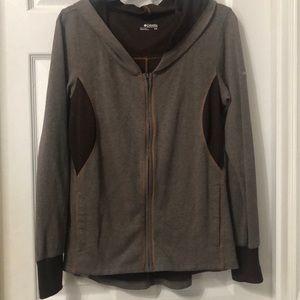 Columbia knit jacket